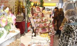 Borgomanero mercato