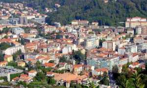 Borgosesia panorama