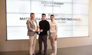 Design Warm Contest 1 cat. Studenti Blow Mattia Dellepiane Matteo Tagliabue