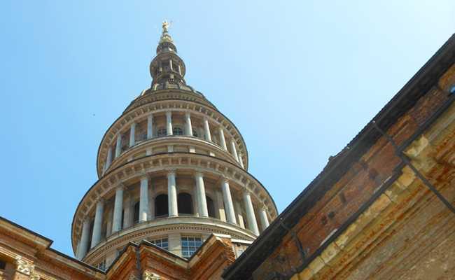 Novara cupola Sn Gaudenzio 2