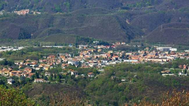 San Maurizio dOpaglio panorama
