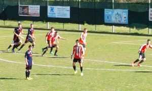 arona calcio azione