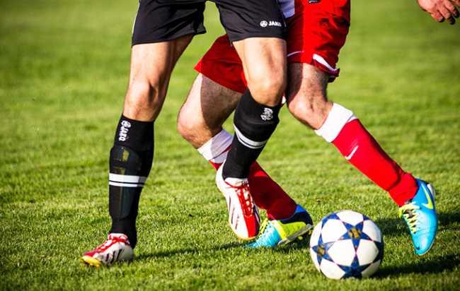 calcio contrasto
