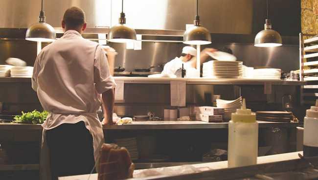 cucina chef