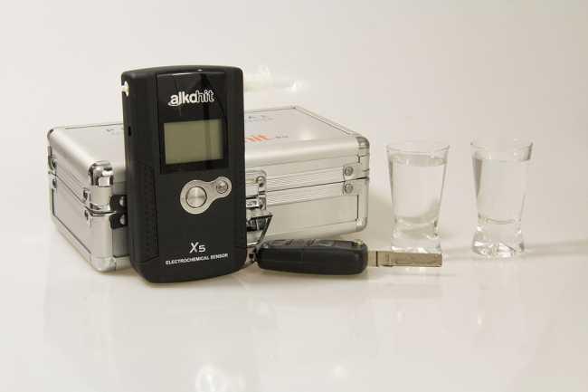 etilometro