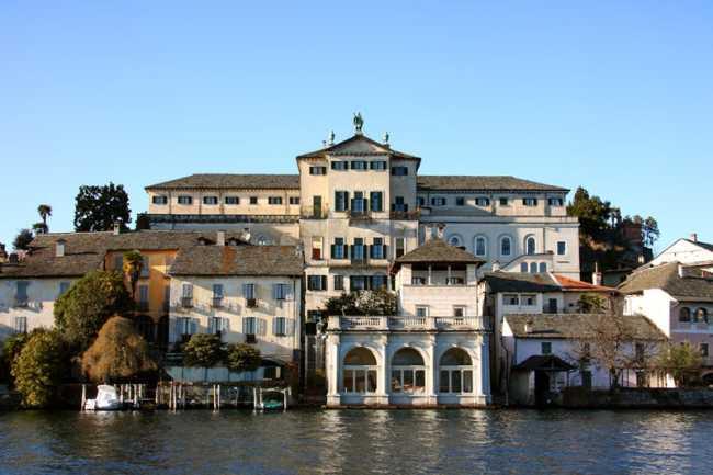 orta monastero