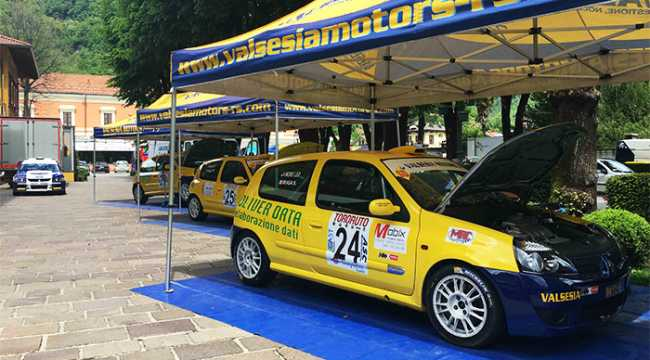 rally varallo borgosesia