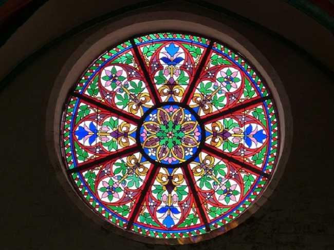rosone chiesa
