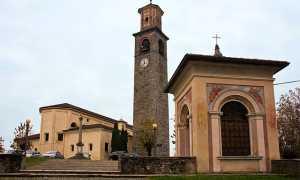 Invorio parrocchia