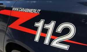 auto carabinieri 112
