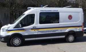 mezzo protezione civile