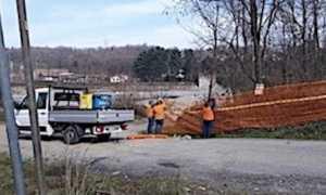 romagnano ponte lavori